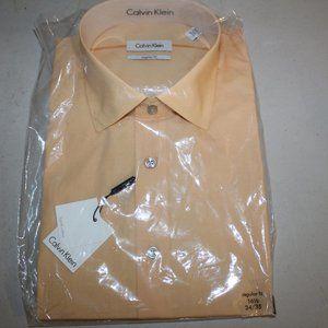 CALVIN KLEIN HARVEST SHIRT REGULAR FIT COTTON $70